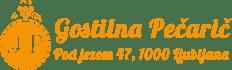 Gostilna Pečarič Logo